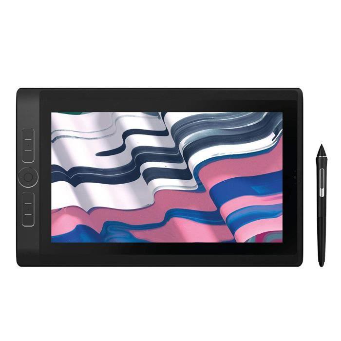 Tablettes graphiques Wacom MobileStudio Pro 13 i7 512GB gen2 Ordinateur interactif avec stylet Wacom Pro Pen 2, processe 113093