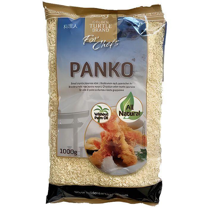 Chapelure Japonaise Panko - sachet 1 kg