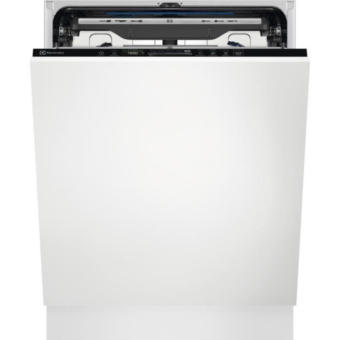 Lave-vaisselle tout intégrable ELECTROLUX EEM69300L QuickSelect - 15 couverts - Induction - L60cm - 46dB