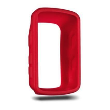Garmin Housse de protection silicone pour Edge 520 - rouge