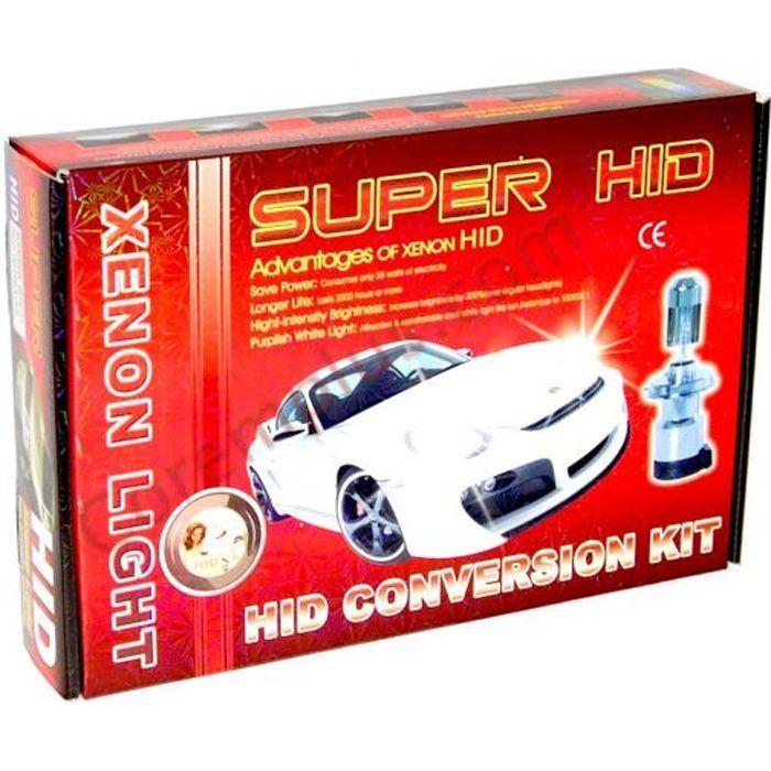 KIT XENON H7 8000K 55W SLIM AC