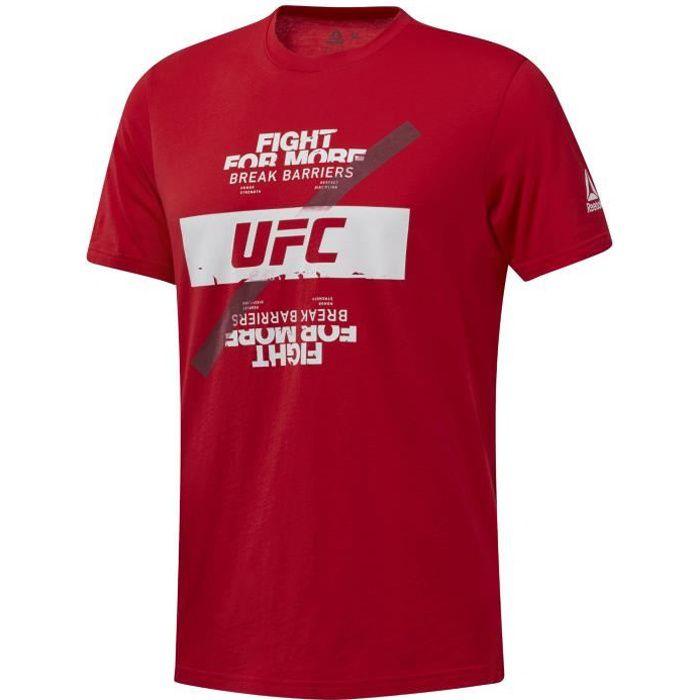T-shirt Reebok UFC Fan Gear For Yours