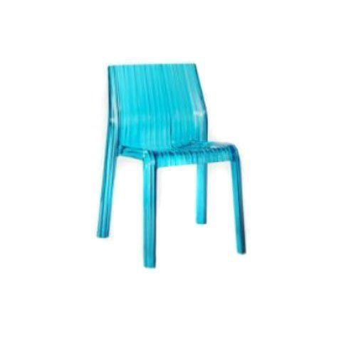 kartell 5880d7 chaise frilly turquoise import a achat vente chaise bleu soldes d t. Black Bedroom Furniture Sets. Home Design Ideas