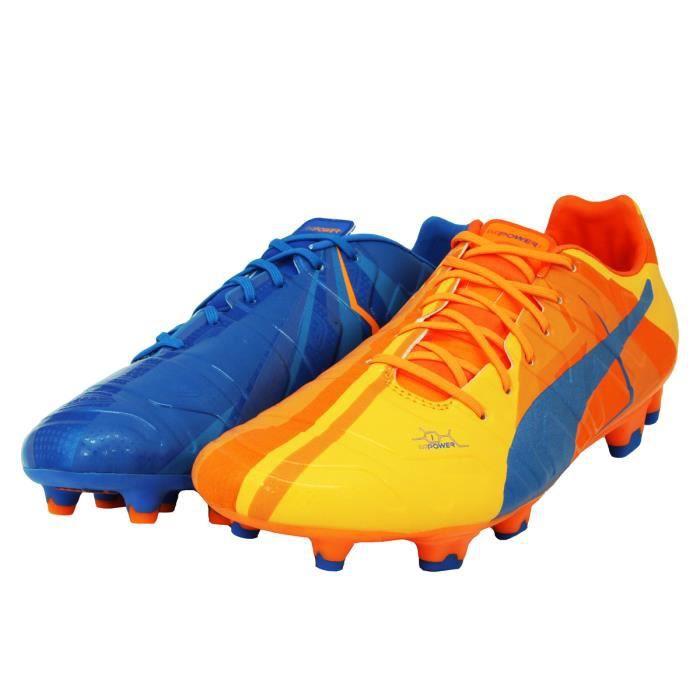 chaussure de football puma homme