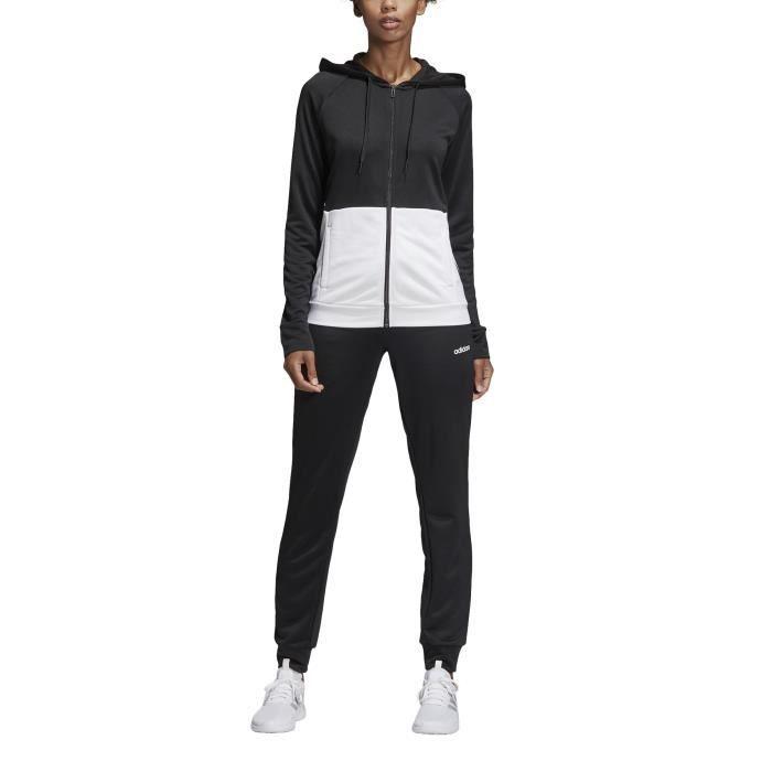 top fashion brand new the cheapest Survêtement à capuche femme adidas ADIDAS - Achat / Vente ...