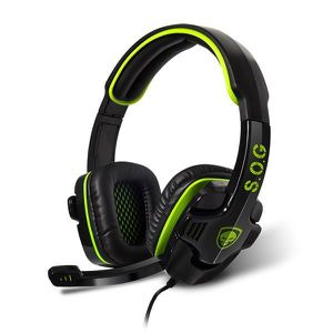 CASQUE AVEC MICROPHONE Spirit of gamer casque Elite H8