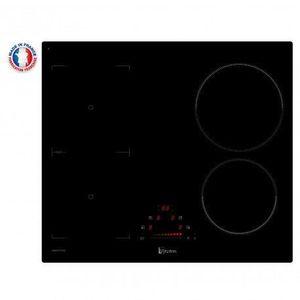 PLAQUE INDUCTION TABLE INDUCTION 4 ZONES MODULABLES FLEX MÉZIÈRES