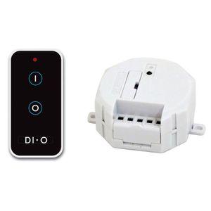 ÉMETTEUR - ACTIONNEUR  CHACON Télécommande porte-clé avec module DiO pour