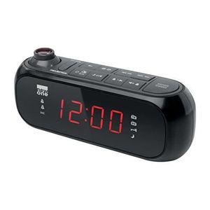 Radio réveil New One CR 135 Radio-Radio-réveil MP3 avec project