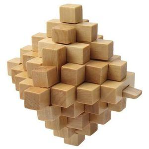 BOÎTE À FORME - GIGOGNE Casse tête - Jouet éducatif en bois - Forme Ananas