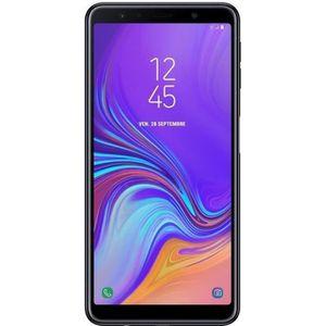 SMARTPHONE Samsung Galaxy A7 Noir 64GB 4GB RAM DUAL SIM