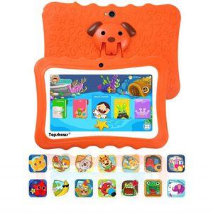 TABLETTE TACTILE Tablette Éducative Enfant -TOPSHOWS 7'' Tablette t