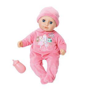 POUPÉE My First Baby Annabell 700532, Rose, Genre neutre,