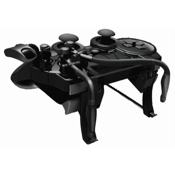 Manette de Jeu Noire Avenger PS3