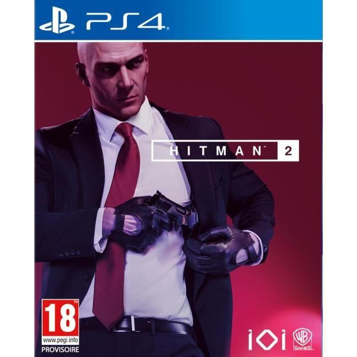 JEU PS4 Hitman 2 Jeu PS4