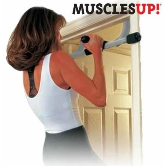 Barre de Traction Muscles Up!