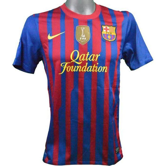 Maillot domicile FC Barcelone 2011/2012 Messi