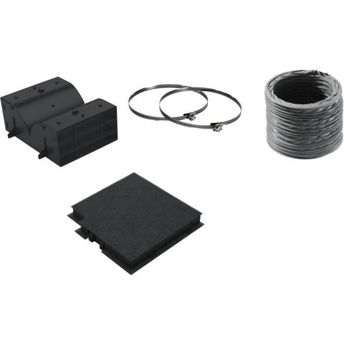 Kit de recyclage pour hotte - Z51DXU0X0 - NEFF