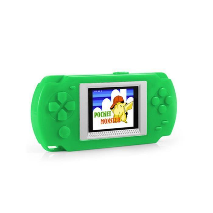 Console de jeu portable jeu electronique Avec 268 jeux différents