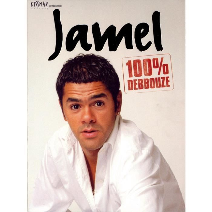 Jamel 100% Debbouze DVD