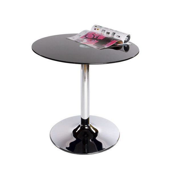 Table basse design presto noir achat vente table basse table basse design - Table basse bar noir ...