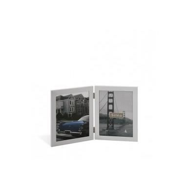 cadre photo double 13x18 achat vente cadre photo cdiscount. Black Bedroom Furniture Sets. Home Design Ideas