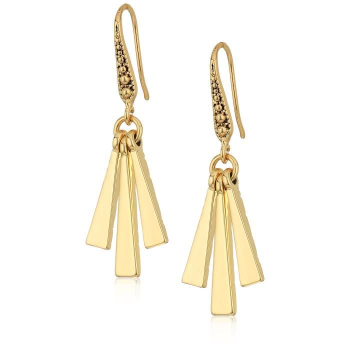 Laundry By Shelli Segal Paddle Drop Earrings RWNA9