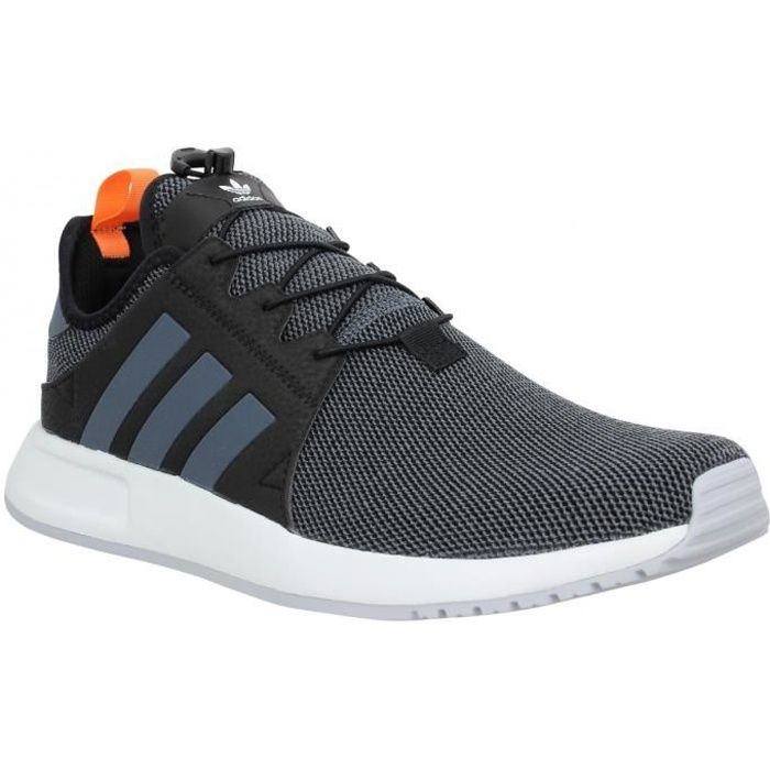 Baskets ADIDAS X PLR toile Homme-40 2-3-Onix