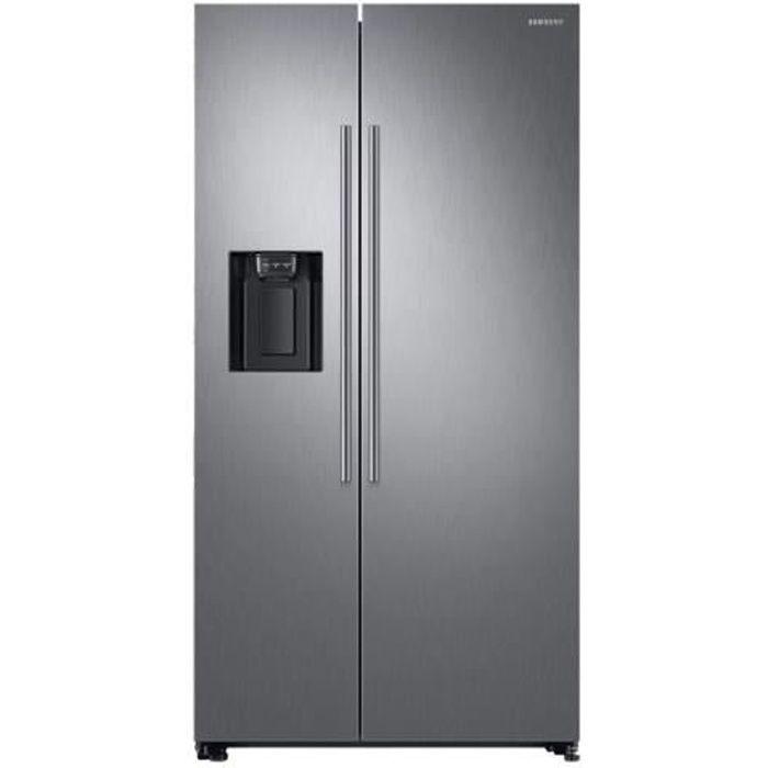 RÉFRIGÉRATEUR CLASSIQUE Samsung Réfrigérateur-congélateur RS67N8210S9 - Po