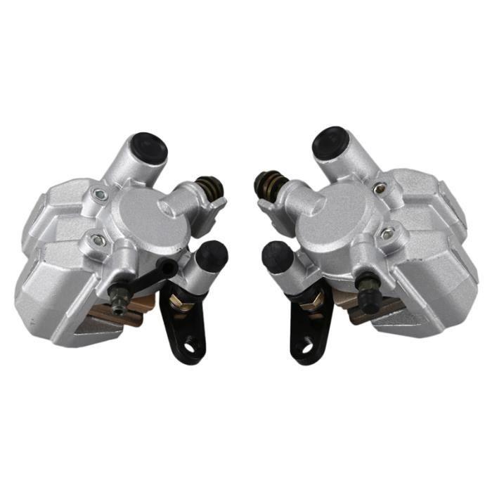 Plaquettes de frein Quads Yamaha Banshee 350 YFZ Avant Droit de 2002 à 2006