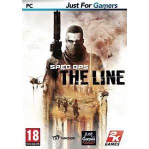 JEU PC Spec Ops The Line