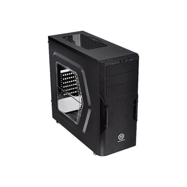 BOITIER PC  Thermaltake Versa H22 Window Tour midi ATX pas d'a