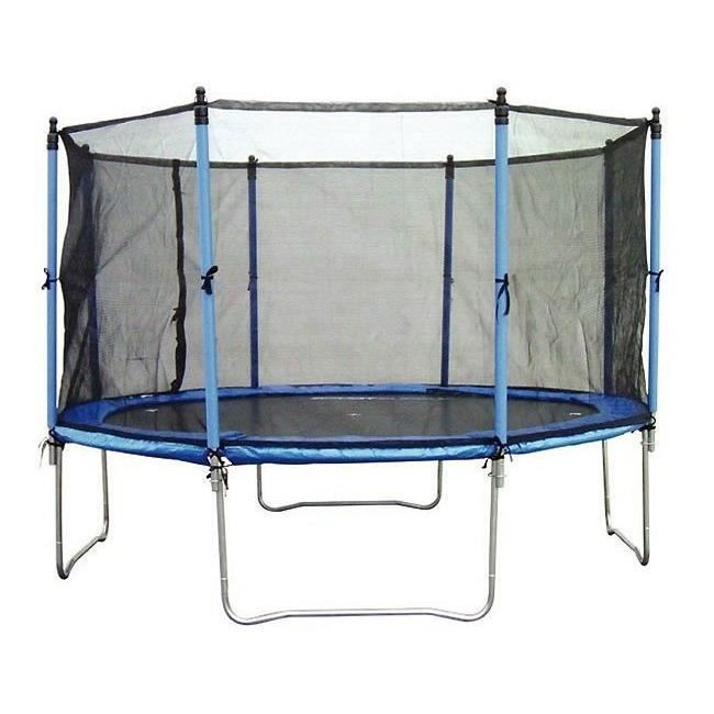Trampoline pas cher for Piscine tubulaire 3 05 pas cher