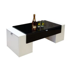 Table basse bar - Achat / Vente Table basse bar pas cher - Cdiscount