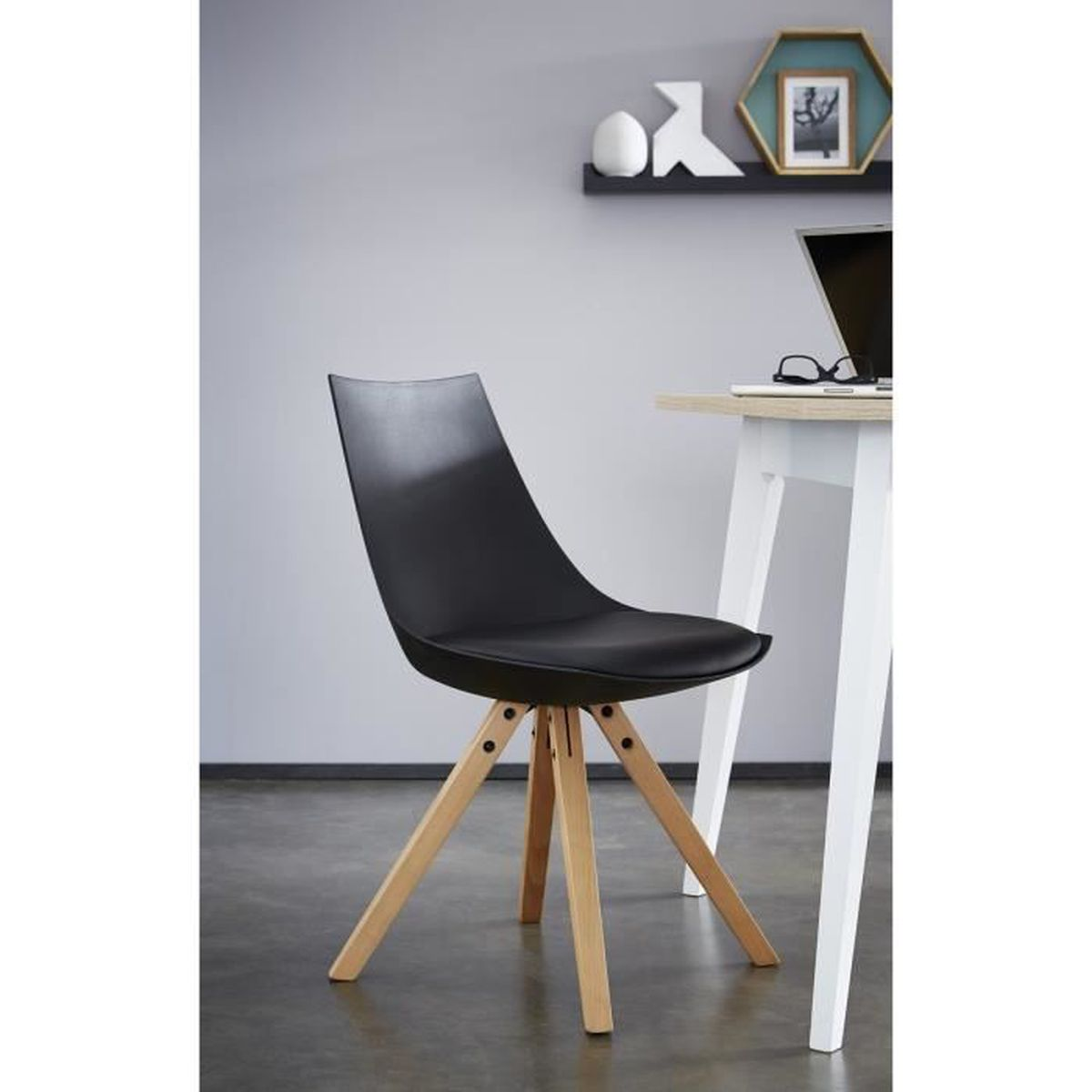 La table salle 224 best free home design idea for Chaise de salle a manger la redoute