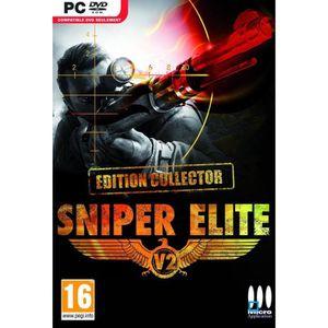JEU PC SNIPER ELITE V2 - EDITION COLLECTOR / Jeu PC