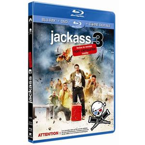 BLU-RAY FILM Blu-Ray Jackass 3