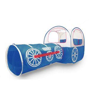 TENTE TUNNEL D'ACTIVITÉ enfants jouent tunnel tente enfants pop-up playhou