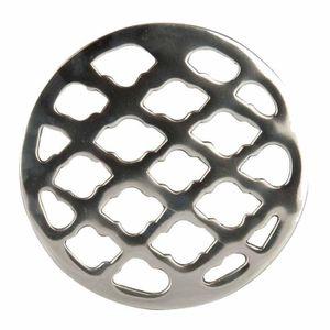 DESSOUS DE PLAT  Dessous de plat rond en métal 20 cm