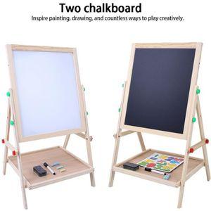 TABLE A DESSIN Planche à Dessin en bois Tableau dessin Bébé Enfan