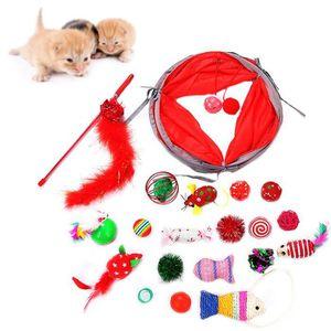 JOUET Jeu de 20 jouets pour chat-259