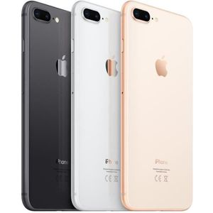 SMARTPHONE iPhone 8 Plus 64 Go Argent Occasion - Comme Neuf