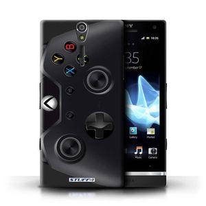 COQUE - BUMPER Coque de Stuff4 / Coque pour Sony Xperia S/LT26i /