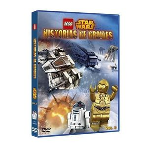DVD FILM Lego Star Wars: Droid Tales (LEGO STAR WARS HISTOR