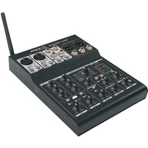 TABLE DE MIXAGE BST MX62BT-DSP - Table de mixage 6 canaux avec car