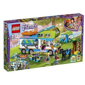ASSEMBLAGE CONSTRUCTION Lego Amis Camper Van bâtiment Mia Blocs pour les f