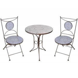 Ameublement et décoration terrasse ou véranda 70 X 70 cm ...