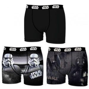BOXER - SHORTY Lot de 3 boxers Star Wars