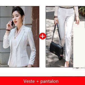 COSTUME - TAILLEUR (Veste + pantalon)Costume Femme de marque Costume