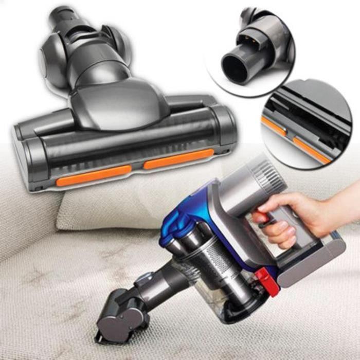 Brosse motorisée électrique de plancher pour Dyson V6